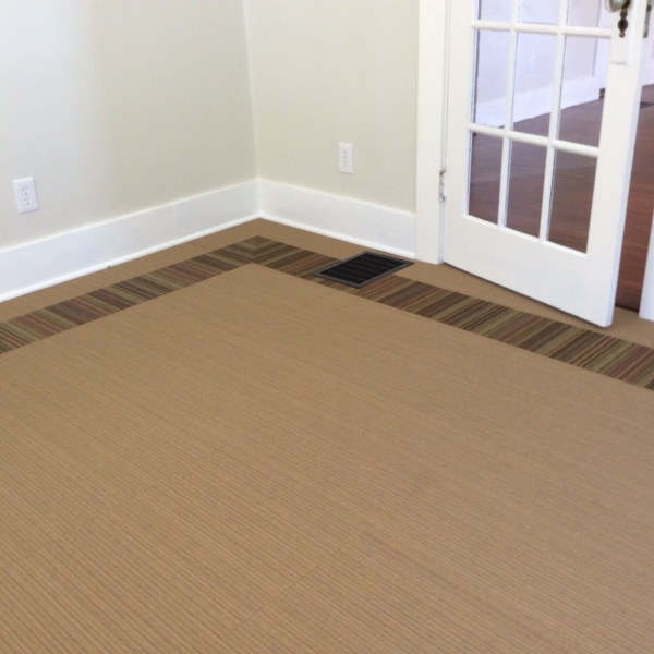 Trim & Door Restoration and Carpet Tiles