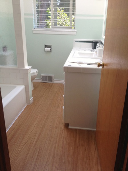 Bathroom Flooring & Tile